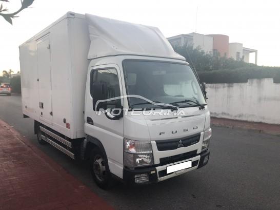 شراء شاحنة مستعملة MITSUBISHI Fuso canter 3,5t في المغرب - 341005