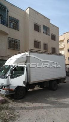 شاحنة في المغرب MITSUBISHI Canter - 265905