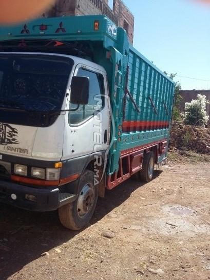 شاحنة في المغرب MITSUBISHI Canter - 237432