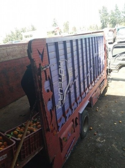 شاحنة في المغرب ميتسوبيتشي كانتير - 177048