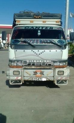شاحنة في المغرب ميتسوبيتشي كانتير - 216140