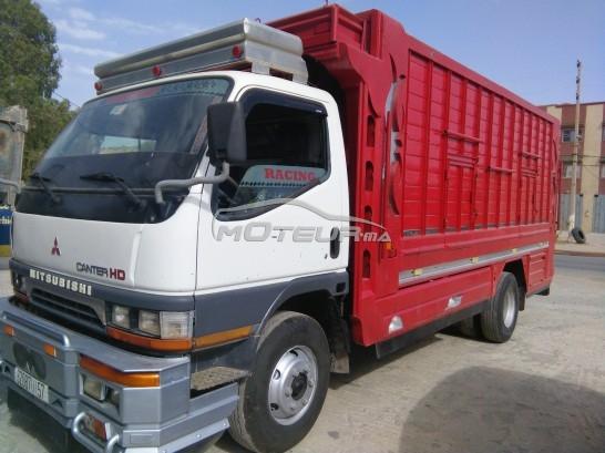 شاحنة مستعملة للبيع Mitsubishi Canter 2006 الديزل 190523 Sale المغرب