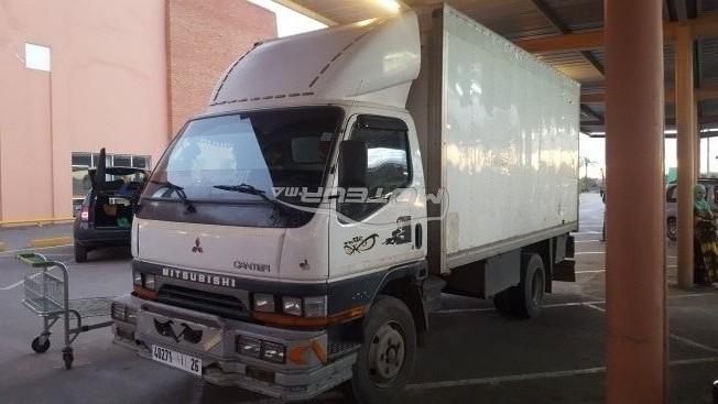 شاحنة في المغرب ميتسوبيتشي كانتير - 203793
