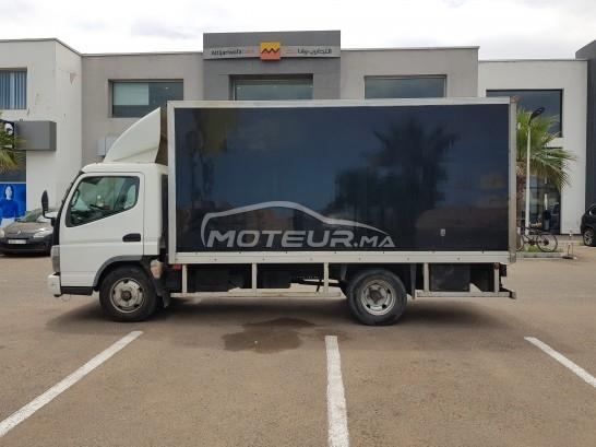 شاحنة في المغرب MITSUBISHI Canter 5.5 t - 271761