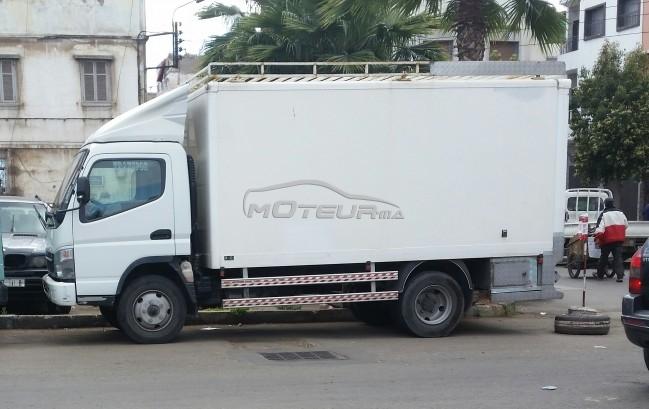 شاحنة في المغرب ميتسوبيتشي كانتير - 213766