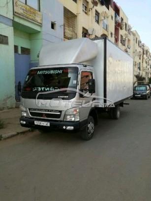 شاحنة في المغرب ميتسوبيتشي كانتير - 201271