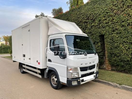 شراء شاحنة مستعملة MITSUBISHI Canter 3,5 tonnes fuso في المغرب - 367140