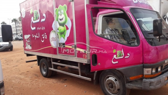 شاحنة في المغرب ميتسوبيتشي كانتير - 225333