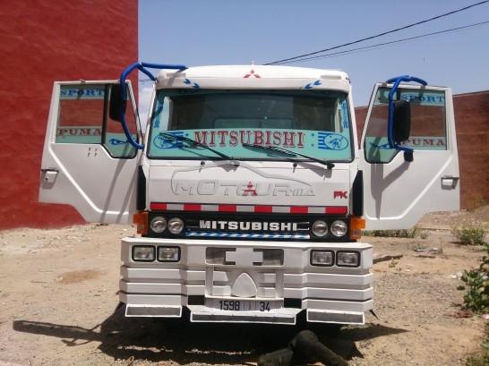 شاحنة في المغرب ميتسوبيتشي فك Fk - 162463