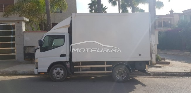 Acheter camion occasion MITSUBISHI Canter Camion fourgon isotherme au Maroc - 283796