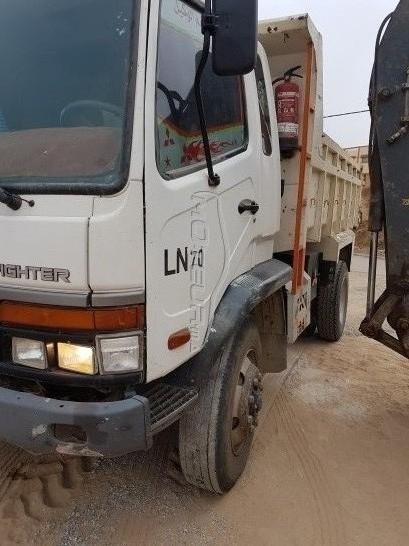 شاحنة في المغرب ميتسوبيتشي فيجهتير - 181646