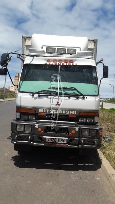 شاحنة في المغرب MITSUBISHI Canter - 225334