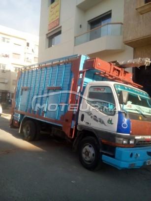 شاحنة في المغرب MITSUBISHI Canter - 249277