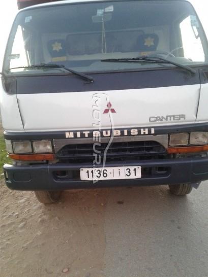 شاحنة في المغرب MITSUBISHI Canter - 256748