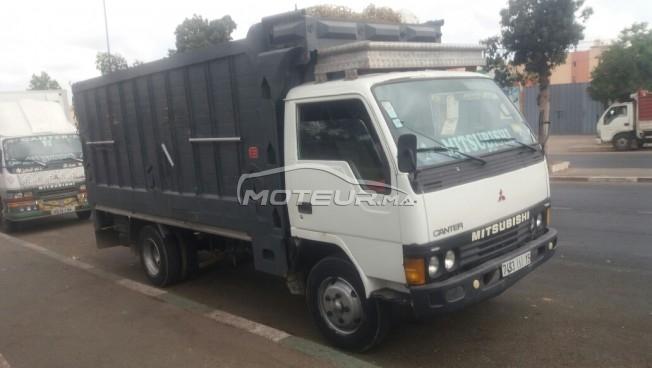 شاحنة في المغرب MITSUBISHI Canter - 234417