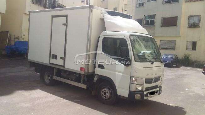 شاحنة في المغرب MITSUBISHI Canter - 267464