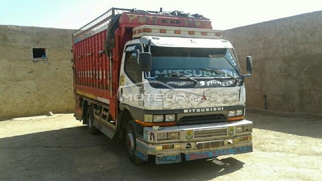 شاحنة في المغرب MITSUBISHI Canter - 232547