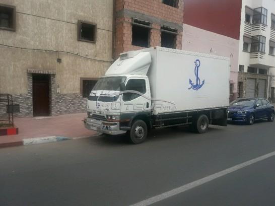 ميتسوبيتشي كانتير Frigo 3.5 t مستعملة 534255