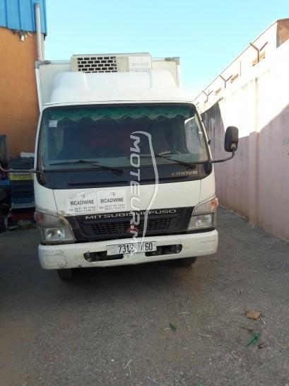 Acheter camion occasion MITSUBISHI Canter au Maroc - 294233