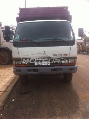 شاحنة في المغرب MITSUBISHI Canter - 224587