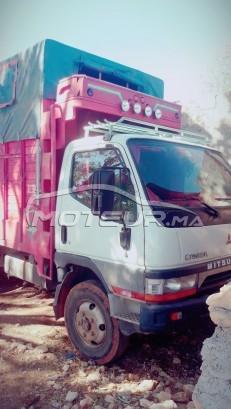 شاحنة في المغرب MITSUBISHI Canter - 238666