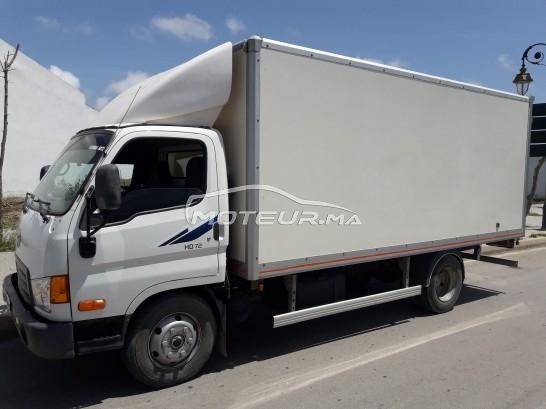 شاحنة في المغرب HYUNDAI Hd 72 - 316477