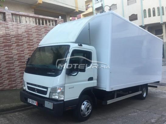 شاحنة في المغرب MITSUBISHI Canter - 249810