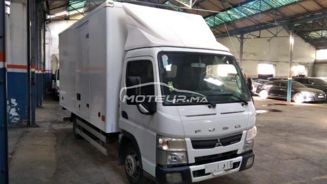 شراء شاحنة مستعملة MITSUBISHI Fuso في المغرب - 344229
