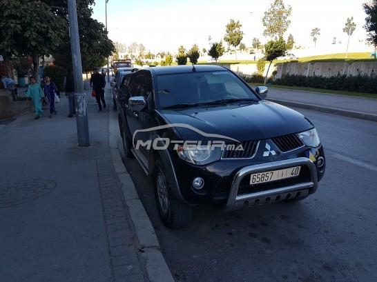 سيارة في المغرب MITSUBISHI L200 - 184201