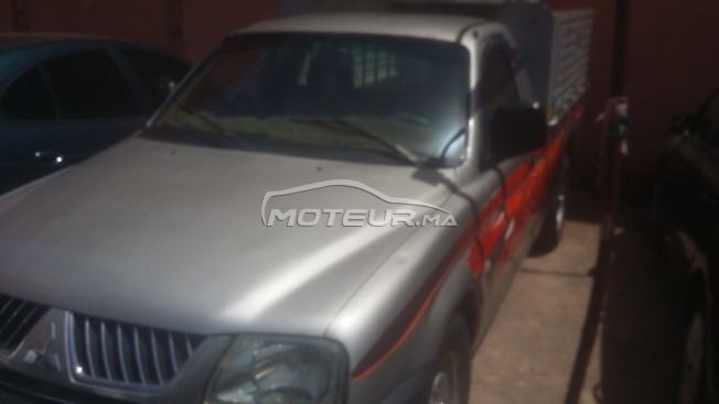 سيارة في المغرب ميتسوبيتشي ل200 - 230520