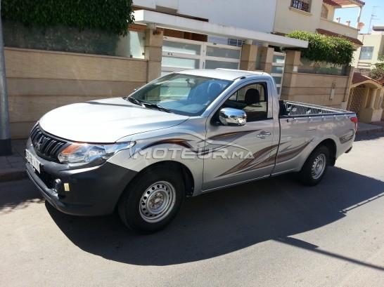 Voiture au Maroc MITSUBISHI L200 Turbo simple cabine - 232754