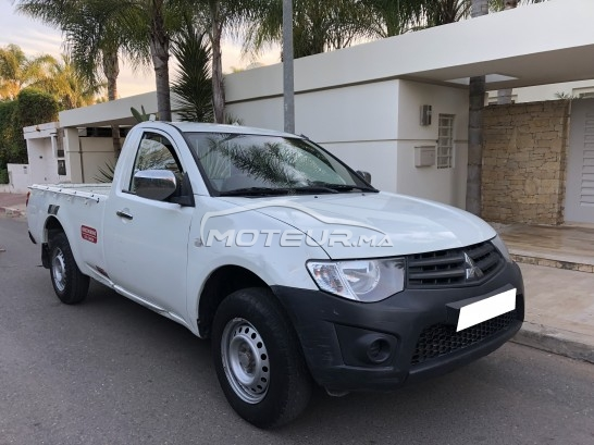 MITSUBISHI L200 Pick-up مستعملة