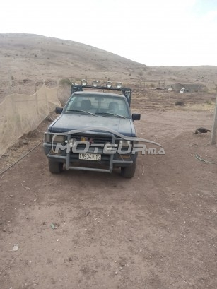 سيارة في المغرب ميتسوبيتشي ل200 4x4 une cabine - 185519