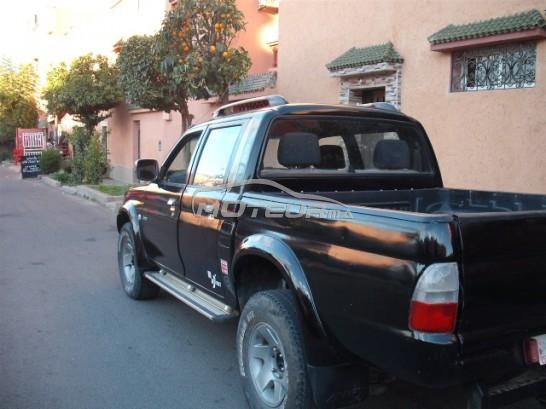 mitsubishi l200 2002 diesel 143240 occasion marrakech maroc. Black Bedroom Furniture Sets. Home Design Ideas