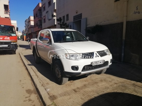 Voiture au Maroc MITSUBISHI L200 Di-d - 262502