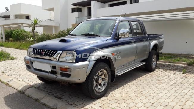 سيارة في المغرب ميتسوبيتشي ل200 4x4 clim - 222588