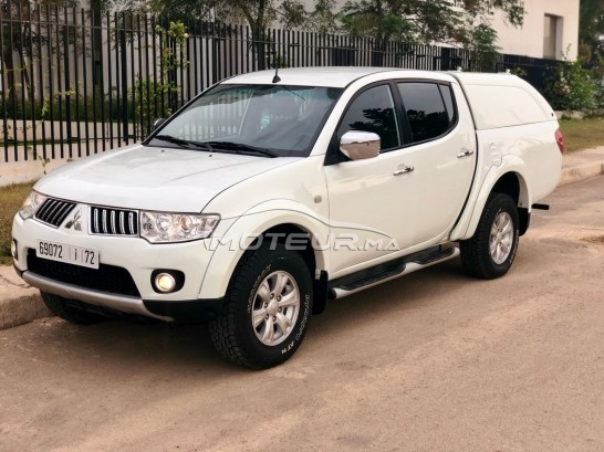 سيارة في المغرب MITSUBISHI L200 2.5 did pack luxe double cabine - 216779