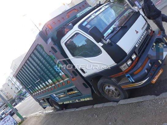 Camion au Maroc MITSUBISHICanter Hd - 257593