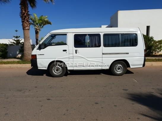 Voiture au Maroc MITSUBISHI L300 Fourgon vitrée - 274478