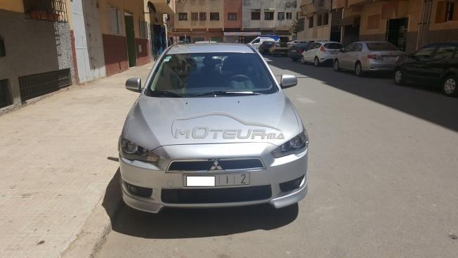 Voiture au Maroc MITSUBISHI Lancer Pack luxe 2.0 - 140 ch - 159692