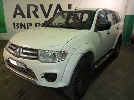 سيارة في المغرب ميتسوبيتشي باجيرو Pajero sport pack - 171127