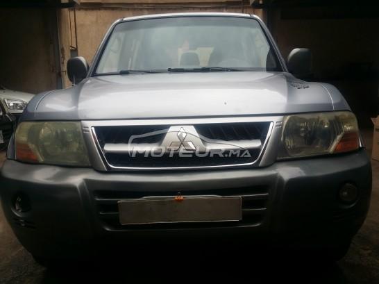 سيارة في المغرب MITSUBISHI Pajero 4x4 - 250865
