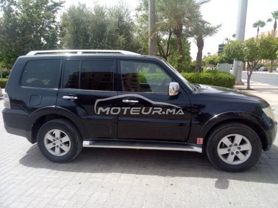 Voiture Mitsubishi Pajero 2008 à marrakech  Diesel  - 11 chevaux