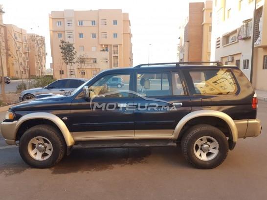 Voiture au Maroc MITSUBISHI Pajero sport - 261123