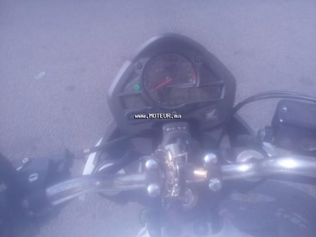Moto au Maroc HONDA Hornet Pc41 - 130936