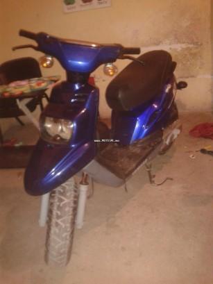 Moto au Maroc YAMAHA Bws naked Bws yamaha - 133856