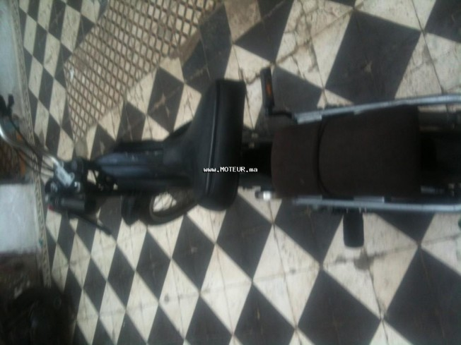 Moto au Maroc MBK Libero 90 km h - 132198