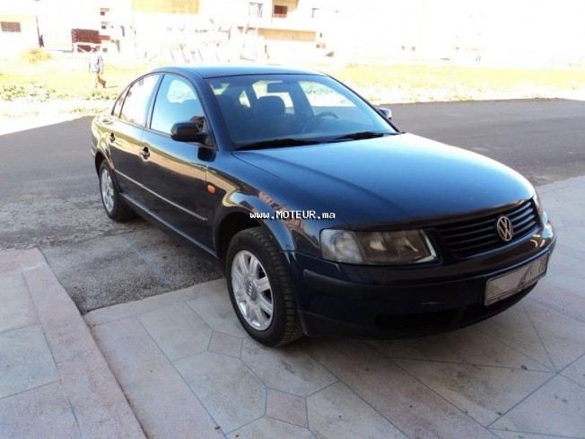 volkswagen passat 1 9 tdi 1998 diesel 42036 occasion meknes maroc. Black Bedroom Furniture Sets. Home Design Ideas