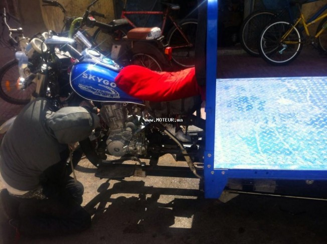 Moto au Maroc SKYGO Pcnob - 132993