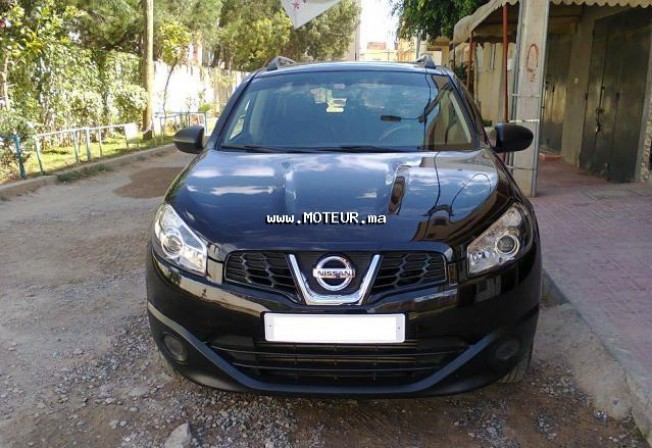 nissan qashqai 1 5 dci 2012 diesel 53332 occasion rabat maroc. Black Bedroom Furniture Sets. Home Design Ideas